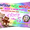 Thumbnail: Build A Bear Workshop Party Invitation. With Picture. Red, Pink or Blue