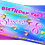 Thumbnail: Gymnastics, Birthday Party Invitation. Red, Pink or Blue