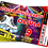 Thumbnail: Roller Skating, Disco, Birthday Party Invitation, Ticket Style, Blue, Pink, Red