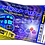 Thumbnail: Party Bus Birthday Invitation. Cup Cakes. Ticket Style, Red, Pink or Blue