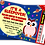Thumbnail: Sleepover, Moon, Owl, Birthday Party Invitation. Ticket Style, Red, Pink or Blue