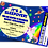 Thumbnail: Sleepover, Unicorn, Birthday Party Invitation. Ticket Style, Red, Pink or Blue