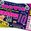 Thumbnail: Cinema, Movie Birthday Party Invitation. Ticket Style Red, Pink or Blue