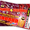 Thumbnail: Pamper, Sleepover, Birthday Party Invitation, Ticket Style. Red, Purple, Pink