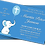 Thumbnail: Christening, Baptism, Elephant, Invitation. Pink, Purple or Blue