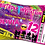 Thumbnail: Festival, Music, Party Invitation. Ticket Style. Red, Pink or Blue