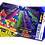 Thumbnail: Bouncy Castle Disco Birthday Party Invitation. Ticket Style. Red, Pink or Blue