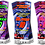 Thumbnail: Laser Tag, Quest, Zone, Birthday Party Invitation. Ticket Style