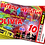 Thumbnail: Hot Tub, Birthday Party Invitation. Cup Cakes, Ticket Style, Blue, Pink or Red