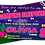 Thumbnail: Camping, Sleepover, Birthday Party Invitation. Pink, Red or Blue