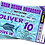 Thumbnail: Swimming Pool, Shark, Party Invitation. Ticket Style, Blue, Red or Purple