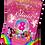 Thumbnail: Disco, Fairies, Unicorns, Rainbows, Party Invitation. Red, Pink or Blue