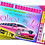 Thumbnail: Limousine, Hummer, Birthday Party Invitation, Ticket Style, White, Pink or Black