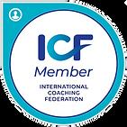 ICF Member Logo