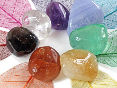 """""""Introduction to the 7 Chakra Centers"""" Article on Bold Blind Beauty"""