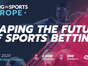 Betting on Sports Europe to focus on industry's crossroads moment