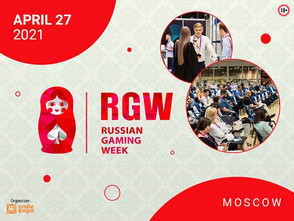 Russian Gaming Week Will Take Place on April 27