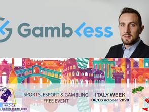 Maurizio Savino in Italy Week: idee e tecnologie utili per contrastare il fenomeno delle dipendenze