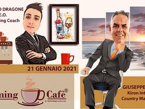 iGaming Cafè: Giuseppe Donato ospite della prima puntata!