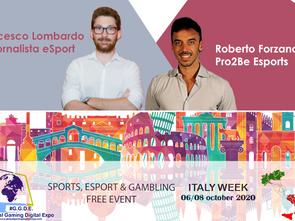 Sport ed eSport in Italia