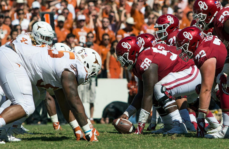 Report: Texas and Oklahoma Want to go to the SEC