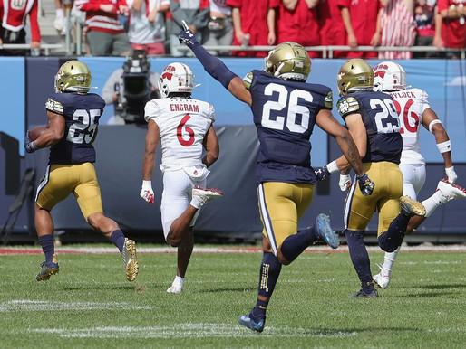 College Football Week 4 Recap: Notre Dame Deserves Respect, is Clemson done or Finished? CS Top 10