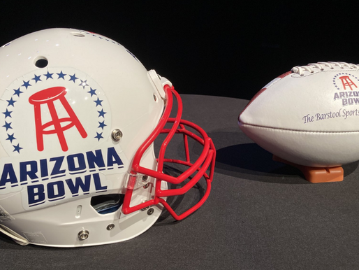 Arizona Bowl Gets Shot in the Arm With Barstool Sponsorship