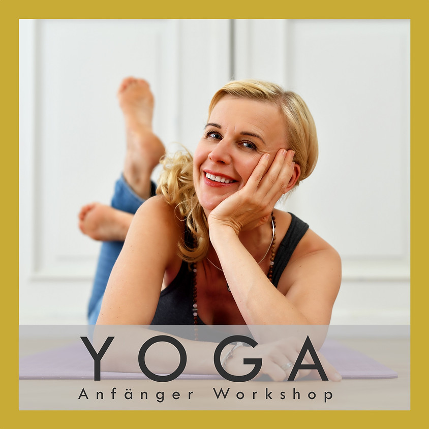 Yoga Anfänger Workshop