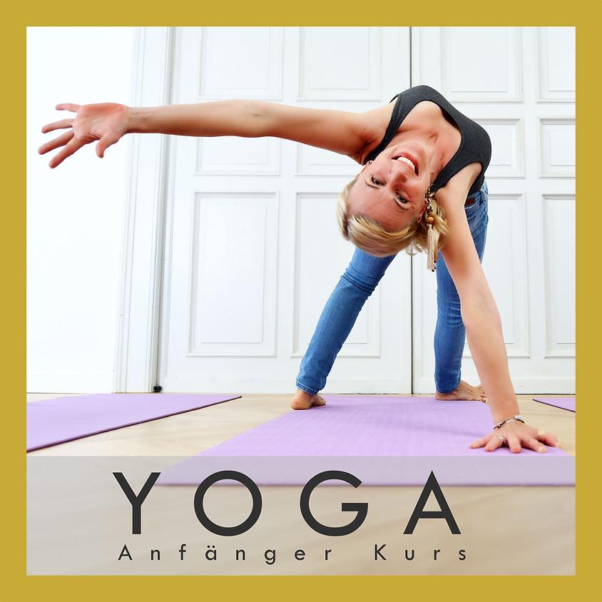 Energetisierendes Yoga                                                       Beginn: Freitag 12.06.2020