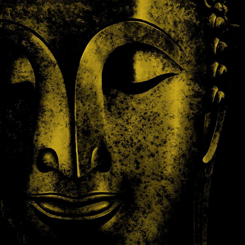 Meditation & Buddhistische Philosophie  Workshop           Am: Sonntag 07.03.2021