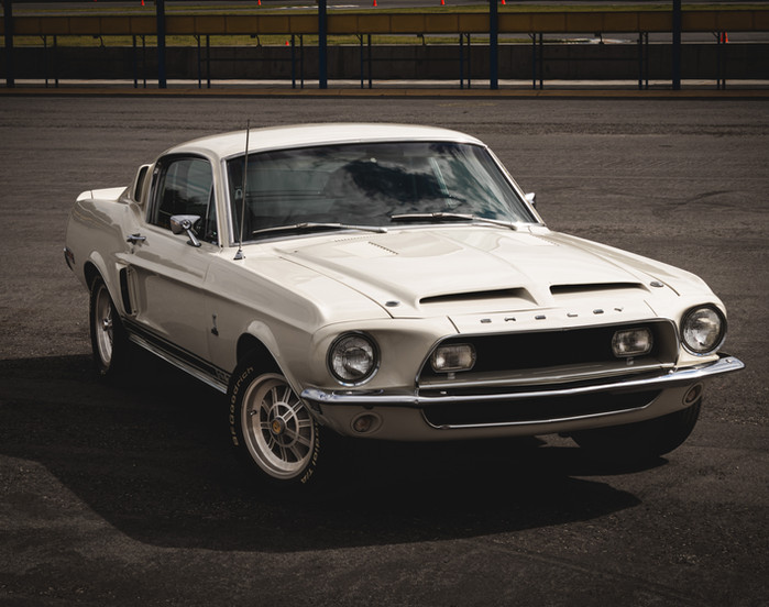 Shelby GT350H 1968