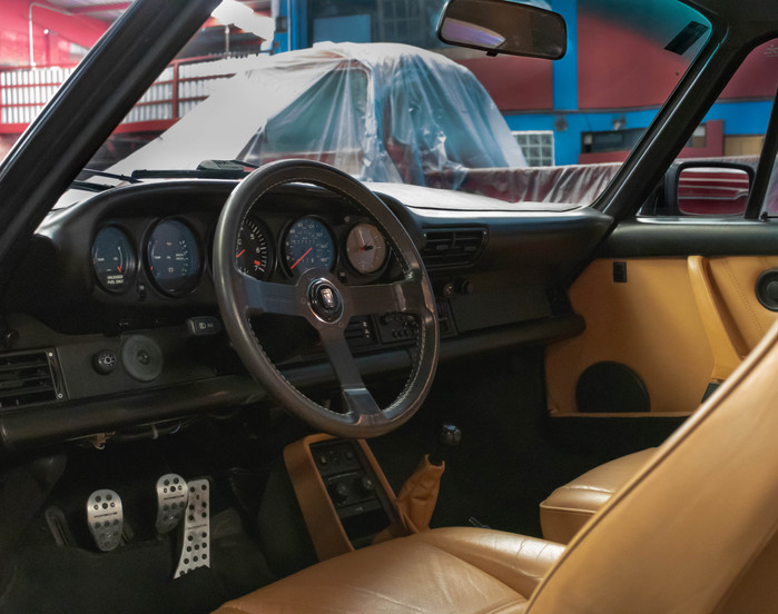 Porsche 930 1986