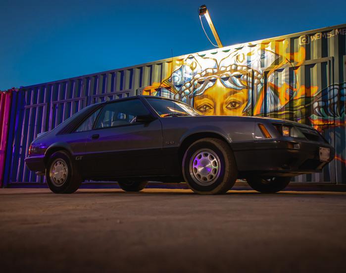 Mustang GT 5.0