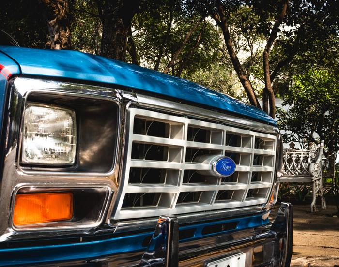 F200 Conversiòn a Potro