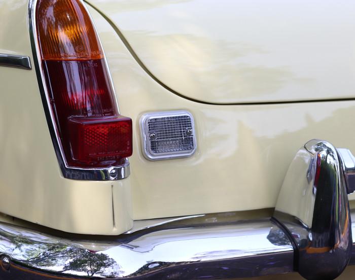 MG MGC 1968
