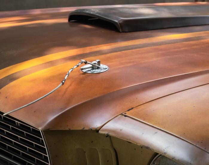 Mustang Rat Rod
