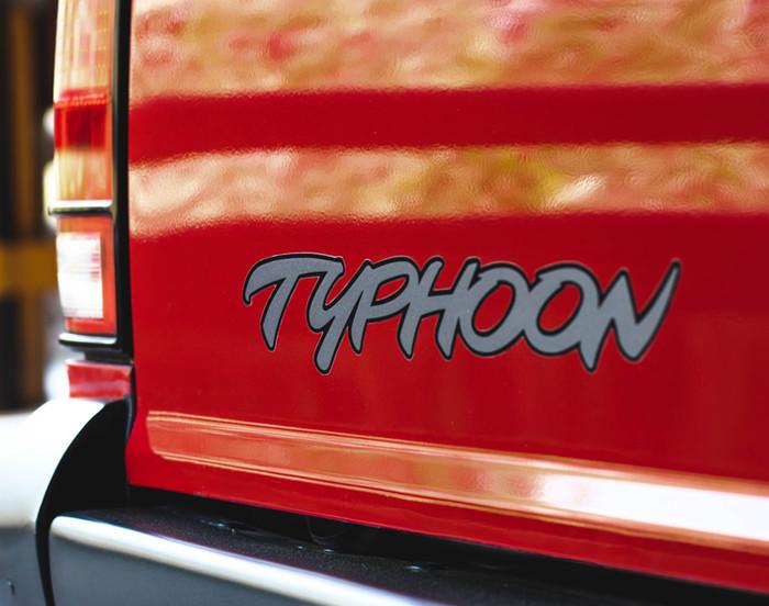 GMC Typhoon 1992