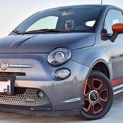 Fiat 500e e-sport 2015