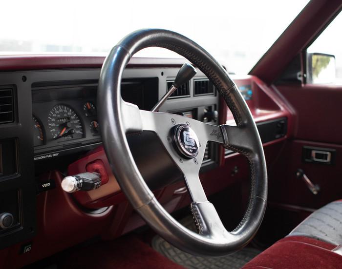 Dodge Shelby Dakota
