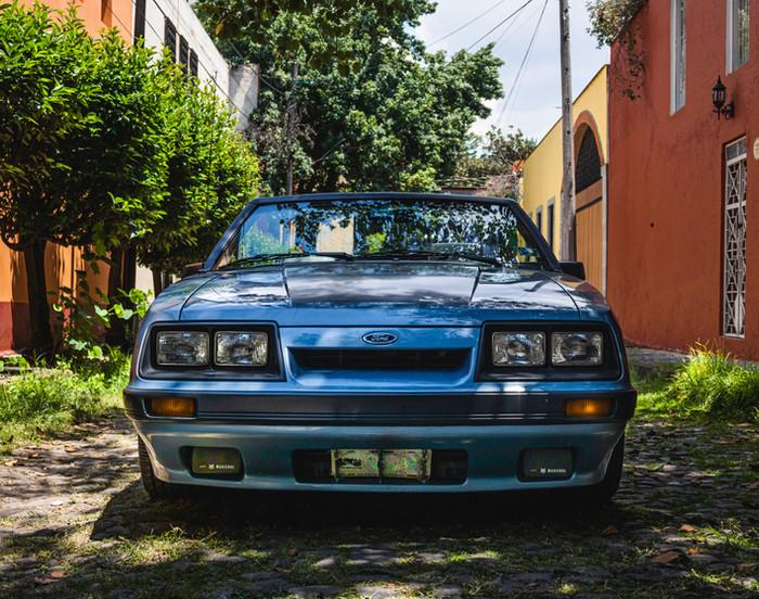 Mustang Convertible GT