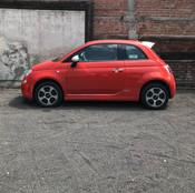 Fiat 500e 2016