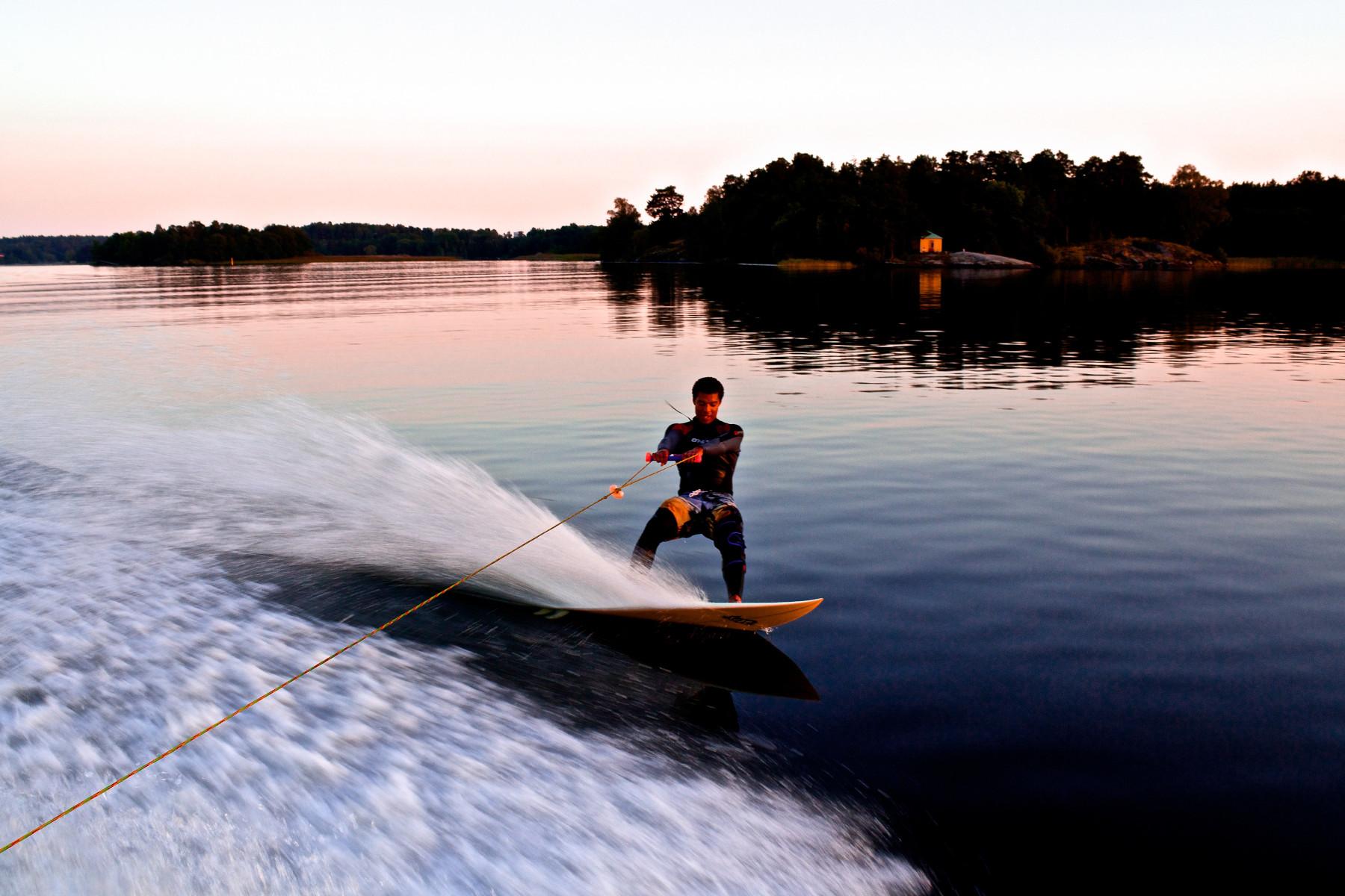 Watersports- ski, wake, surf and tubes