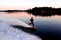 Watersports- ski, wake, surf and tubes