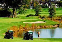 9 Holes of Golf at Lake Joseph