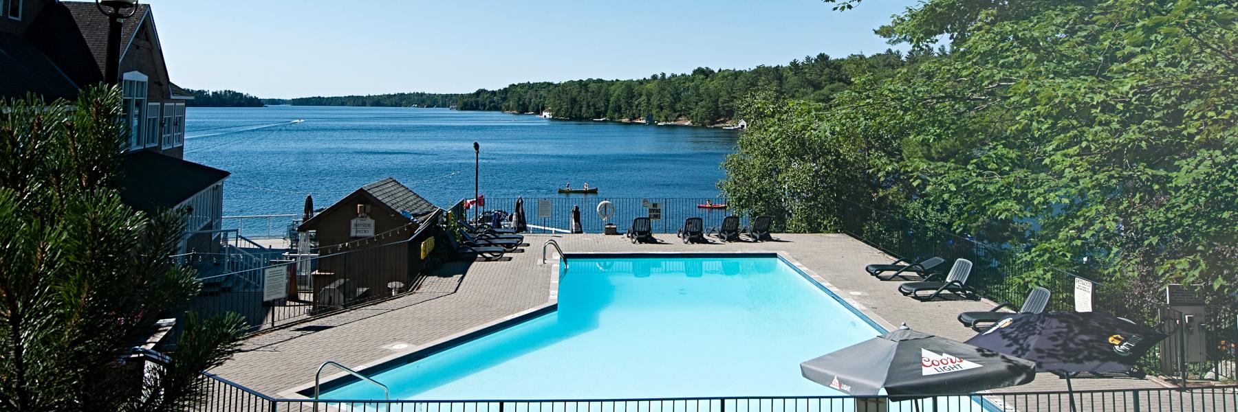 Lake Joseph Pool
