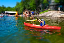 Canoes, Kayaks & Paddelboards