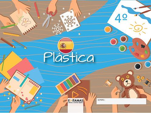 Plástica 4º