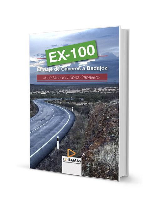 EX-100. El viaje de Cáceres a Badajoz