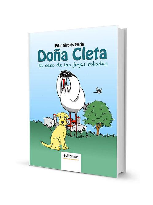 Doña Cleta 2. El caso de las joyas robadas