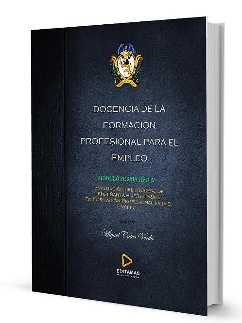 4. Evaluación del proceso de enseñanza-aprendizaje en Formación Profesional para